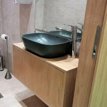 Ειδική κατασκευή έπιπλο μπάνιου