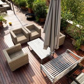 Massaraduba Decking