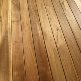 Ravaioli Decking Plantation Teak