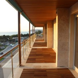 Ravaioli Decking Yellow Cumaru