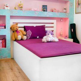 σχεδιασμός & κατασκευή παιδικό κρεβάτι