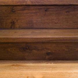 Σκάλα laminate με προφίλ incizo