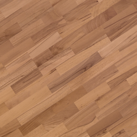 Steamed Beech Rustic 3 Striped