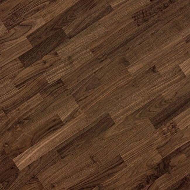 Ημιμασίφ δάπεδα Befag American Walnut 3 Striped