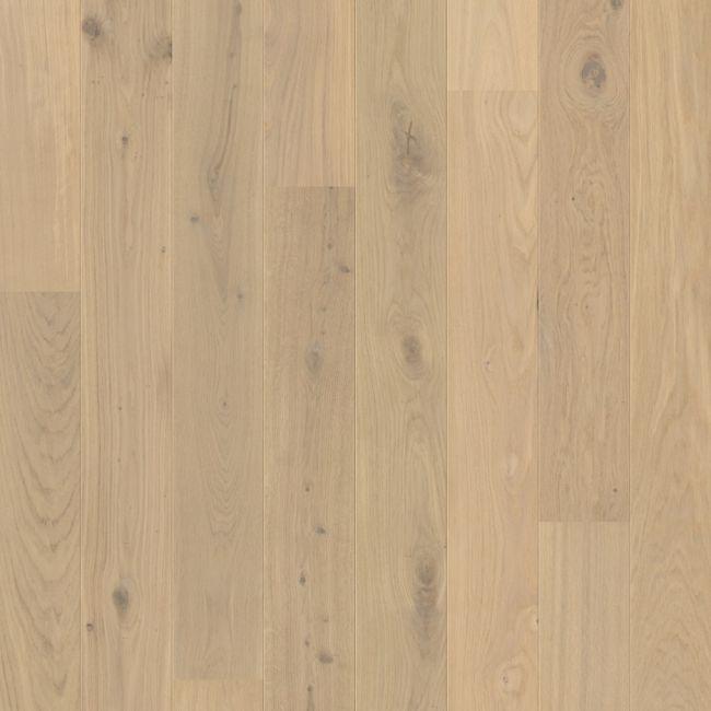 QS Parquet Compact Oak cotton white matt COM1451 Marquant