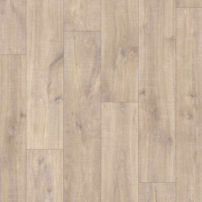 QS Laminate Classic Havanna oak natural with saw cuts CLM1656
