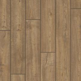 QS Laminate Impressive Scraped oak grey brown IM1850