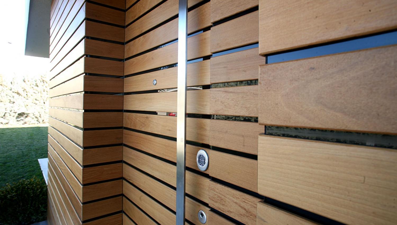 Ipe decking details